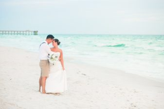 Panama City Beach Wedding | Allison Nichole Photography